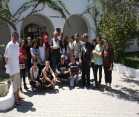 Animation Workshop Held in Tunisia by CIFEJ