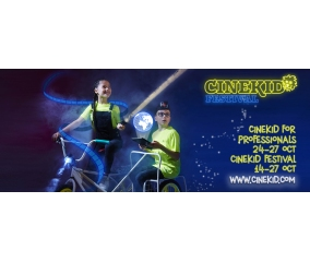 CINEKID for Professionals, Oct. 24-27, 2017